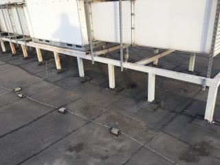 Сравнение опорно-крепежных систем Big Foot со стандартными опорными конструкциями