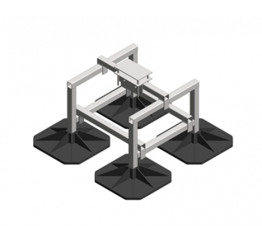 support-frame-external-big-foot-systems-ltd-hd-cube